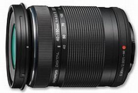 Olympus M.Zuiko digital ED 40-150mm 4.0-5.6 R MSC schwarz (V315030BE000)