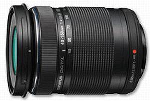 Olympus lens M.Zuiko digital ED 40-150mm 4.0-5.6 R MSC black (V315030BE000)