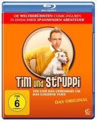 Tim und Struppi: Tim und das Geheimnis um das goldene Vlies (Blu-ray)