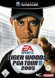 EA Sports Tiger Woods PGA Tour 2005 (niemiecki) (GC)