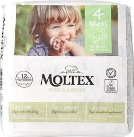 Moltex pure & nature Gr.4 Maxi Öko Einwegwindel, 7-18kg, 29 Stück