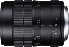 Laowa 60mm 2.8 2:1 Ultra-Macro für Canon EF (492010)