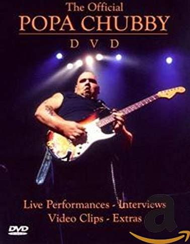 Popa Chubby - The Official Popa Chubby DVD -- via Amazon Partnerprogramm