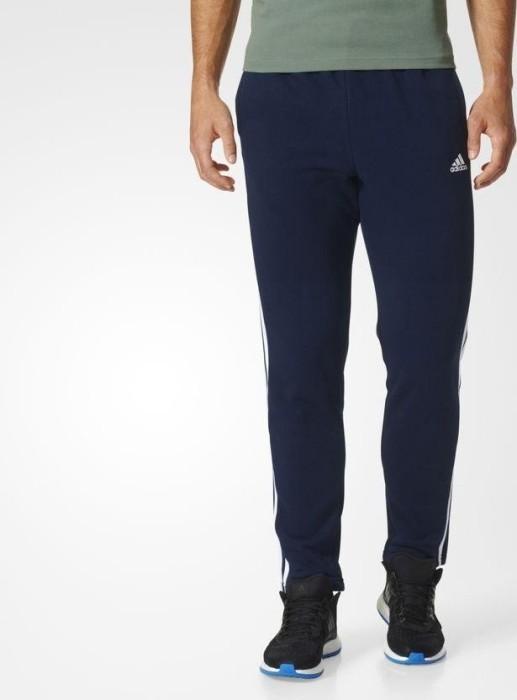 outlet online new collection nice shoes adidas Essentials Hose lang blau (Herren) (BK7447)