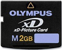 Olympus xD-Picture Card type M 2GB (N2311892)