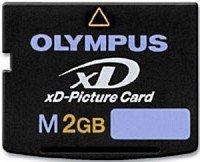 Olympus xD-Picture Card Typ M 2GB (N2311892)