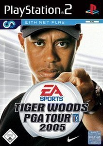 EA Sports Tiger Woods PGA Tour 2005 (German) (PS2)