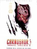 Carnosaurus 3 -- via Amazon Partnerprogramm