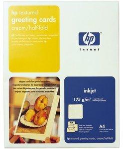 HP C6829A Grußkarten texturiert, 175g