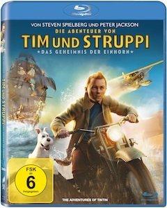 Die Abenteuer von Tim und Struppi - Das Geheimnis der Einhorn (Blu-ray)