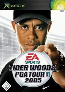 EA Sports Tiger Woods PGA Tour 2005 (niemiecki) (Xbox)
