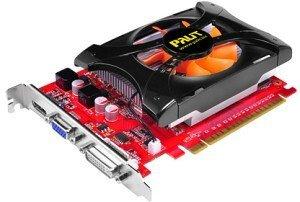 Palit GeForce GT 440, 1GB GDDR5, VGA, DVI, HDMI (NE5T4400FHD01)