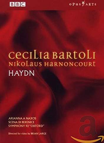 Cecilia Bartoli & Nikolaus Harnoncourt - Haydn -- via Amazon Partnerprogramm