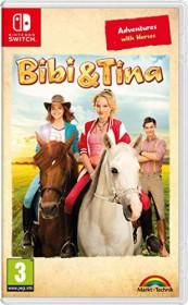 Bibi & Tina: Das Spiel zum Kinofilm (Switch)