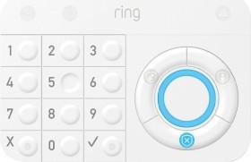 Ring alarm Keypad white, remote Control (4AK1E9-0EU0)