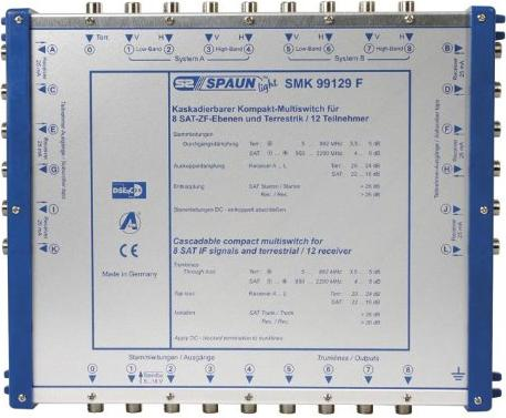 Spaun SMK 99129 F (842409) -- via Amazon Partnerprogramm