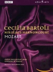 Cecilia Bartoli & Nikolaus Harnoncourt - Mozart (DVD)