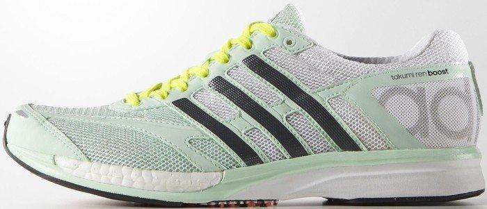 sports shoes b6598 d4718 adidas adizero Takumi Ren 3 frozen greenbold onixblack (ladies) (