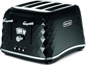 DeLonghi CTJ 4003.BK Brillante toaster