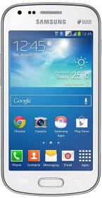 Samsung Galaxy S Duos 2 S7582 weiß
