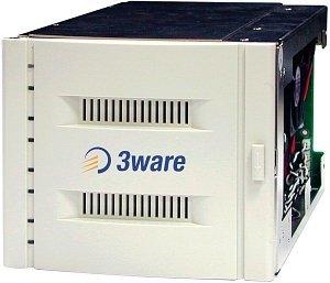 LSI 3ware RAID Drive Cage RDC-400-SATA (różne kolory)