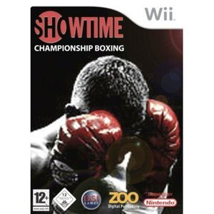 Showtime Championship Boxing (English) (Wii)