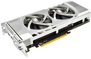 Palit GeForce GTX 570 Dual Fan, 1.25GB GDDR5, 2x DVI, HDMI, DisplayPort (NE5X5700F10DA)