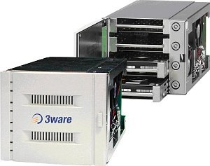 LSI 3ware RAID Drive Cage RDC-400 (various colours)