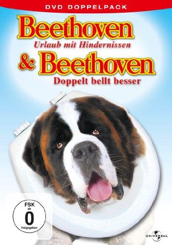 Beethoven 3+4 (Urlaub mit Hindernissen/Doppelt bellt besser) -- via Amazon Partnerprogramm