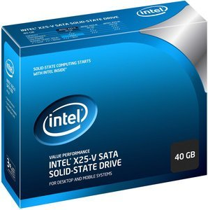 "Intel X25-V G2  40GB, 2.5"", SATA II, retail (SSDSA2MP040G2K5)"