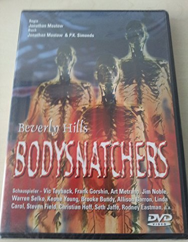 Bodysnatchers -- via Amazon Partnerprogramm