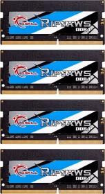 G.Skill RipJaws SO-DIMM kit 32GB, DDR4-3800, CL18-18-18-38 (F4-3800C18Q-32GRS)