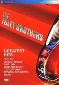 Isley Brothers - Summer Breeze/Greatest Hits