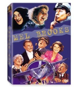 Mel Brooks Box Set (4 DVDs)