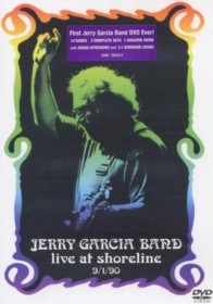 Jerry Garcia - Live at the Shoreline