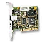 3Com EtherLink 10/100, 1x 100Base-TX, PCI (3C905C-TX-M)