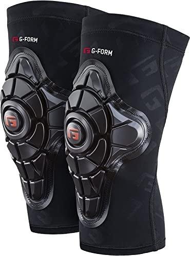 G Form Pro X Shin Pad Noir//Rouge LARGE
