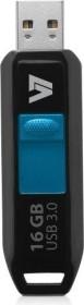 V7 Slider 16GB, USB-A 3.0 (VU316GDR-BLK-3E)