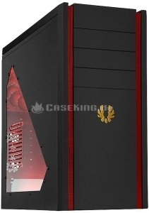 BitFenix Shinobi Germany Edition USB 2.0 with side panel window (BFC-SNB-150-GER2-RP) -- (c) caseking.de
