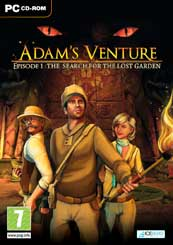 Adams Venture - Episode 1: The Search for the Lost Garden (German) (PC)