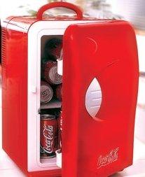 Unold 8980 Coca Cola przenośna lodówka termoelektryczna