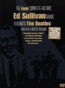 The Ed Sullivan Show: The Four Complete Historic Shows feat. The Beatles (DVD)