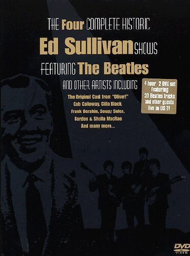 The Ed Sullivan Show: The Four Complete Historic Shows feat. The Beatles -- via Amazon Partnerprogramm