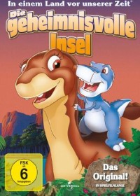 In einem Land vor unserer Zeit 5: Die geheimnisvolle Insel (DVD)