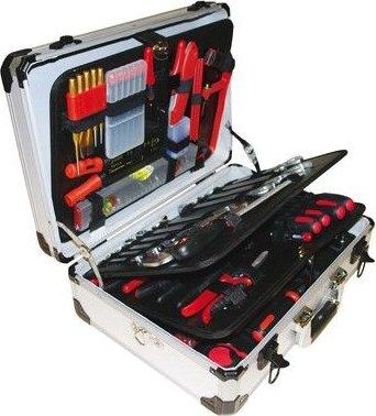 Vintec Vt121 Werkzeugkoffer Bestuckt Inkl 121 Tlg Zubehor 73608