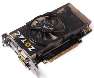 Zotac GeForce GTS 450, 1GB GDDR5, 2x DVI, HDMI, DisplayPort (ZT-40503-10L)