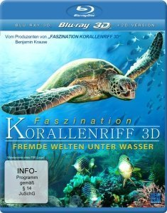 Faszination Korallenriff (3D) (Blu-ray)