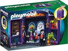 playmobil City Action - Aufklapp-Spiel-Box Monsterburg (5638)
