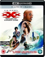 xXx - Return of Xander Cage (4K Ultra HD) (UK)