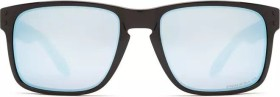 Oakley Holbrook polished black/prizm deep water polarized (OO9102-C1)